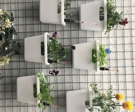 VideoGuide - Really Simple and Convenient Vertical Flower Garden