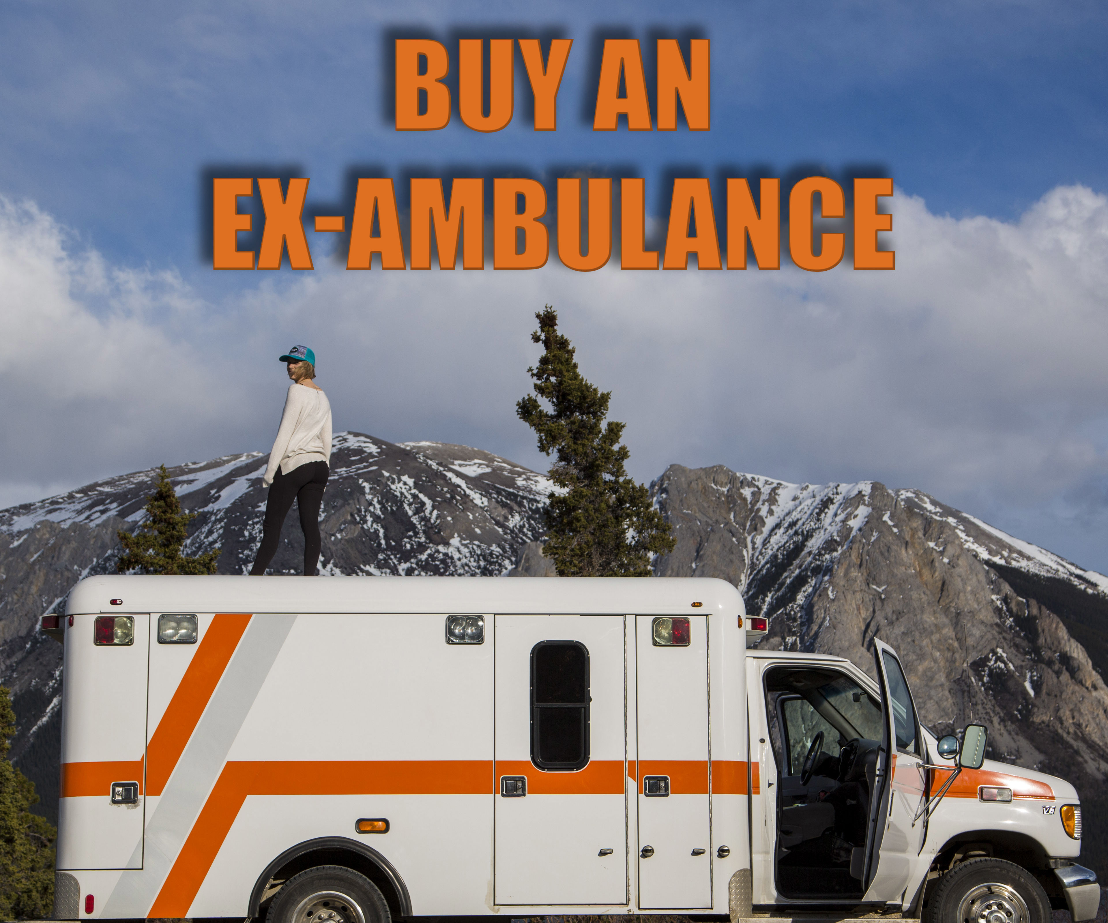 How to Buy an Ex-Ambulance: 4 Steps (with Pictures)