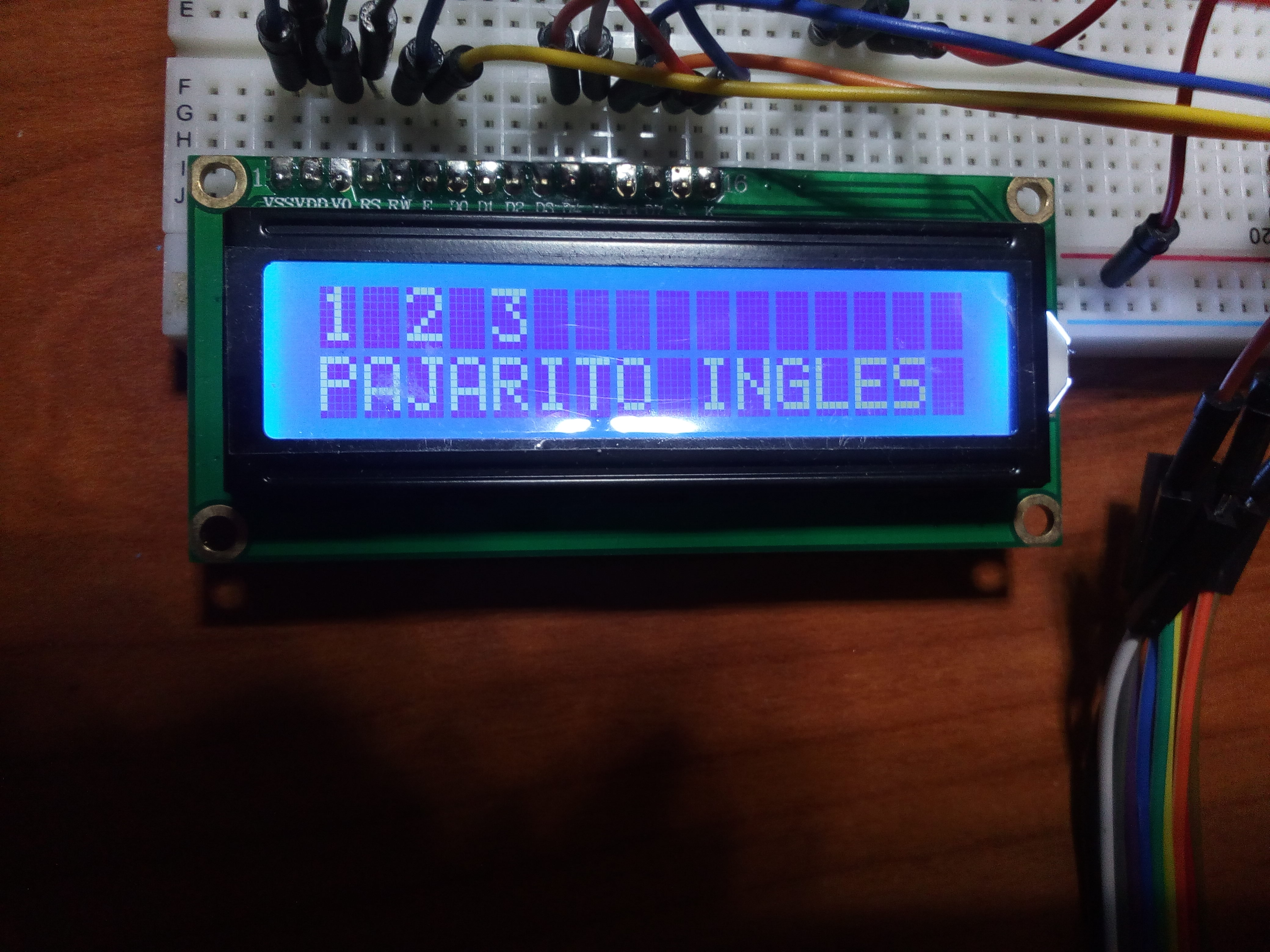Picture of Pantalla LCD