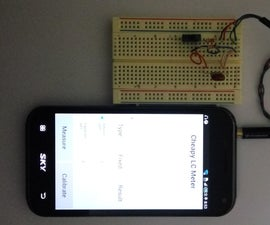 Simple and Useful LC Meter Using Android Application