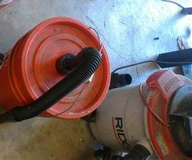 Parts Vacuum Retrieval System (PVRS)