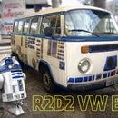 R2D2 VW Bus