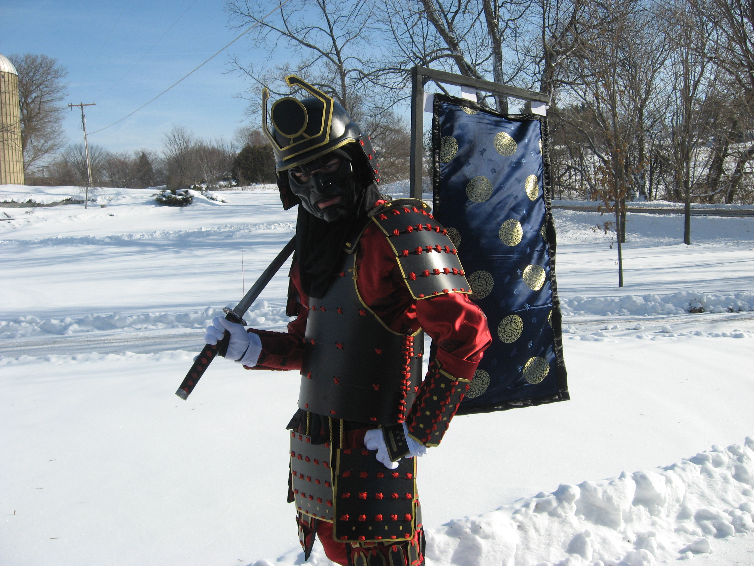 Picture of Show Case Your Armor!