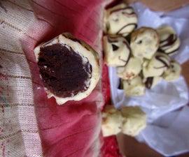 Triple Chocolate Truffles