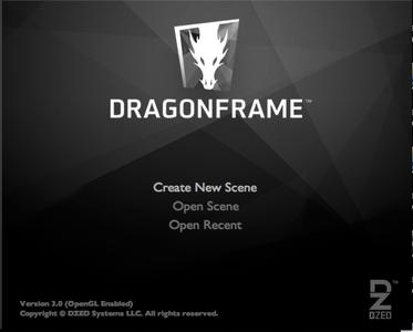 Dragonframe Setup