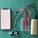 Controlling RC Servos Wirelessly Over UDP
