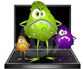 make dangerous computer virus