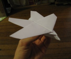 paper plane i invented #1