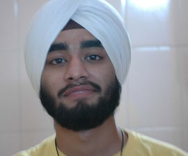 How to Tie a Pagari (Indian Turban)