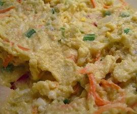 Mashed Potato Salad