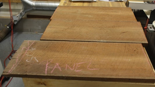 Milling Up the Lumber