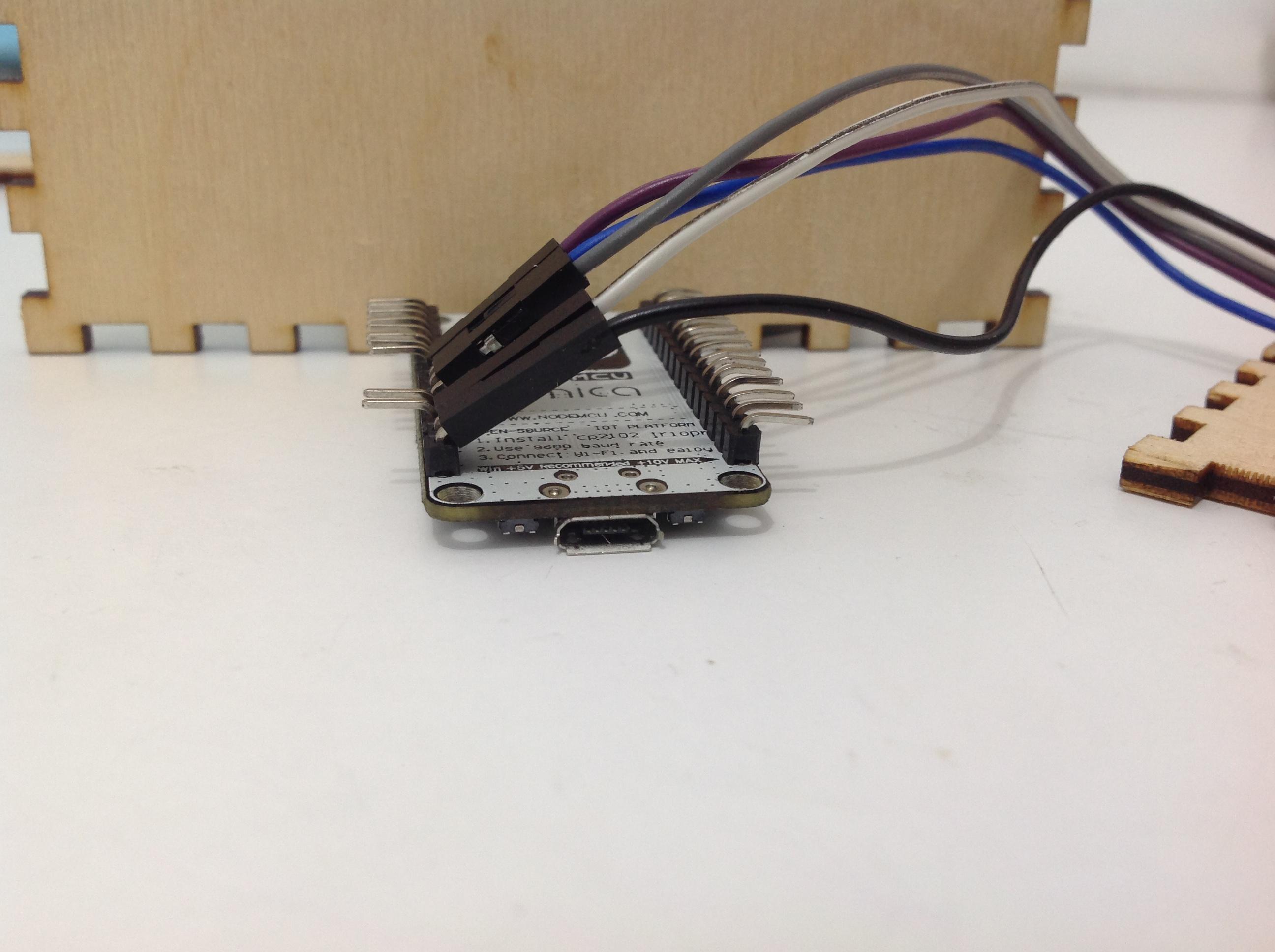 Picture of ESP-8266 Preparation