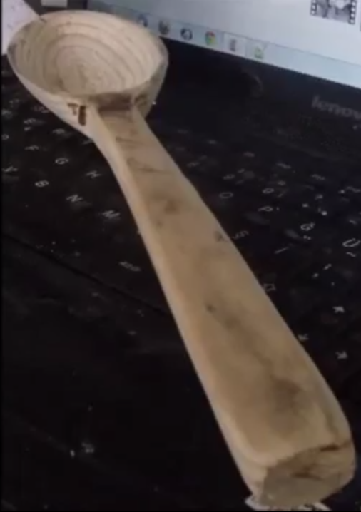 Picture of Wooden Spoon Turkey