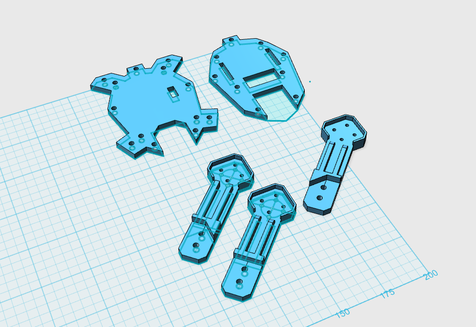 Picture of Design Your Drone Frame in 3D