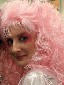 Picture of Jem Costume - Halloween 2008