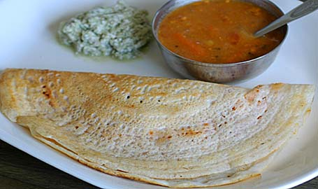 Picture of Special Masala Dosa - South Indian Style