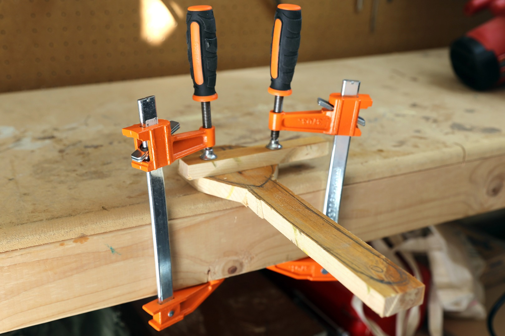 Picture of Clamp Your Work