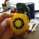 Make your own Aperture Science Combustible Lemon