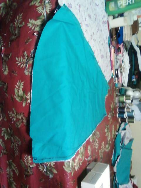 Picture of Sewing Two Pairs of Two Together!