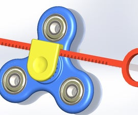 Spinner With Booster