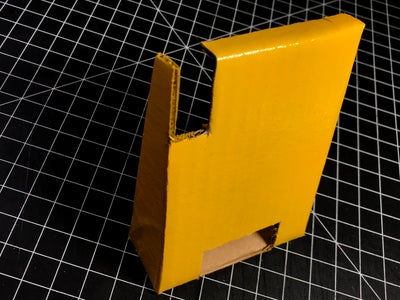 Prepare the Neopixel Display Stand Unit