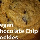 Easy Vegan Chocolate Chip Cookies