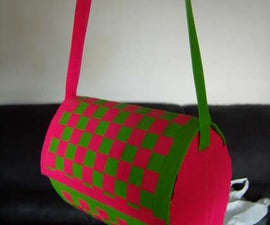 High Quality Duct Tape Purse