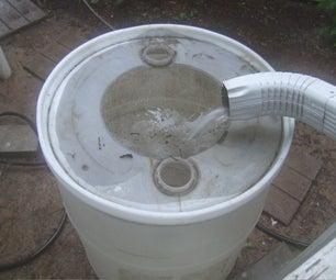 Need Free Water?  Build a Rain Barrel
