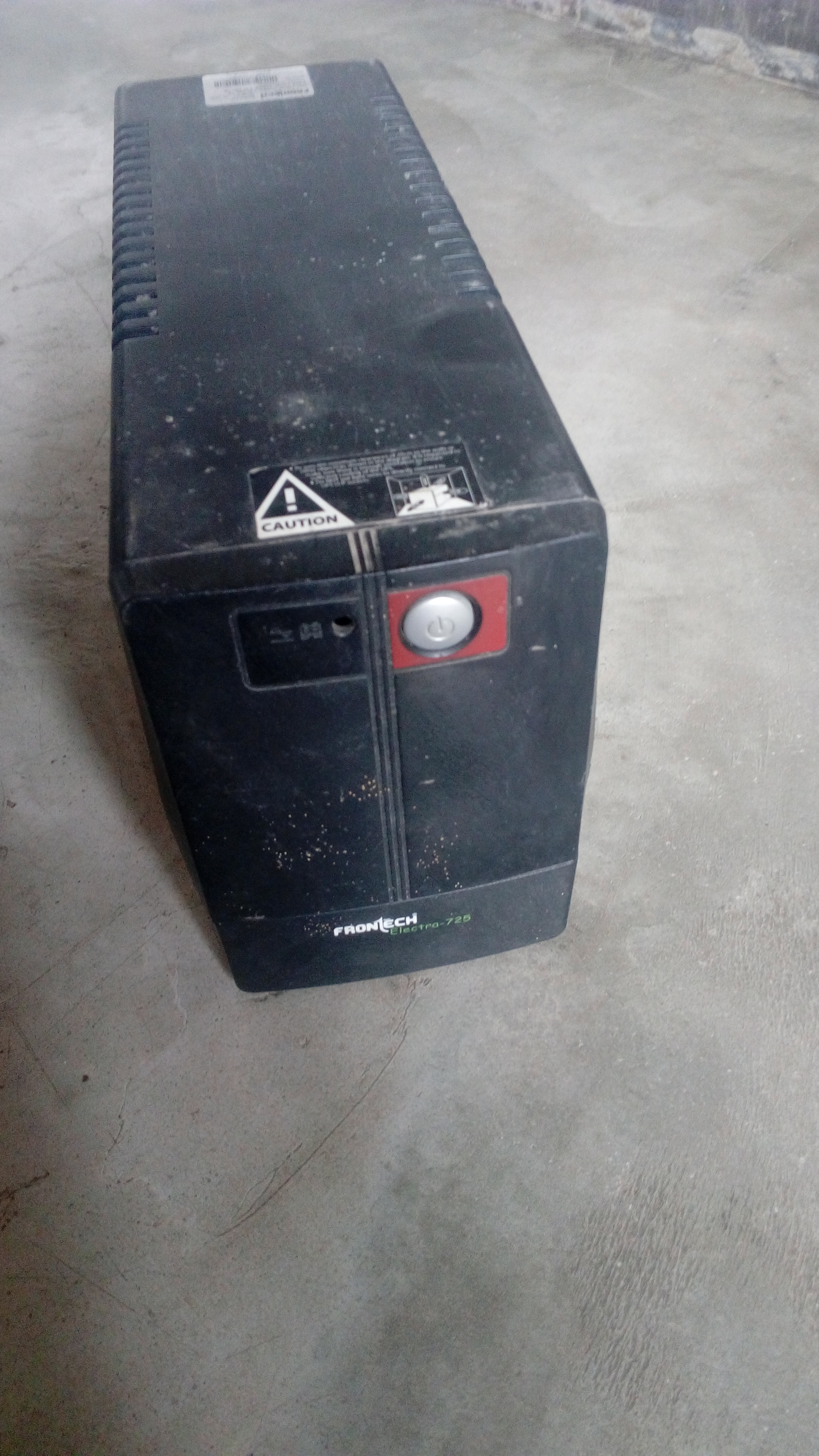 Picture of Hacking UPS to Make Metal Melter