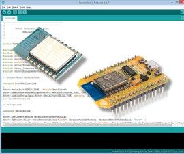Setting up the Arduino IDE to program ESP8266