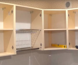 Installing Kitchen Cabinets Yourself and Save Money