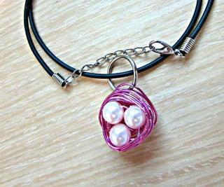 Bird's Nest Necklace