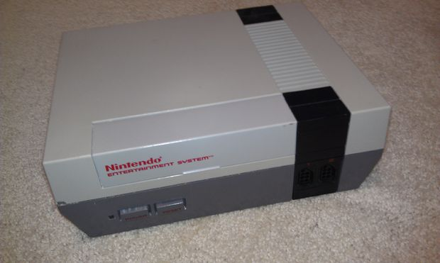 Picture of Supplies Needed: Old Broken Nintendo