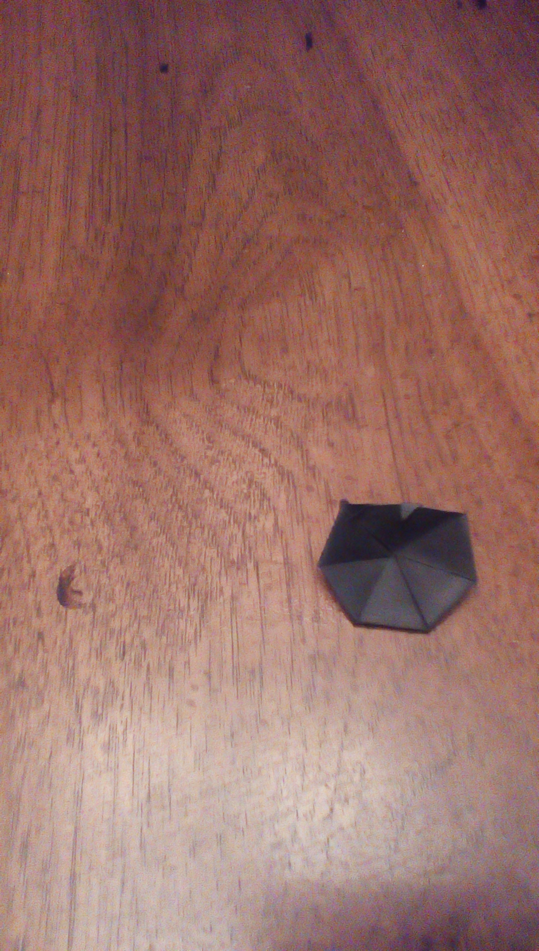 Picture of Forming Into a Pyramid Like Shape Module