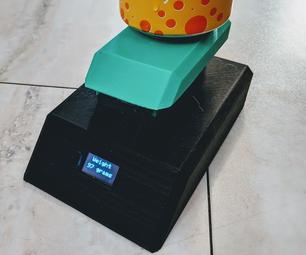 Arduino Kitchen Scale