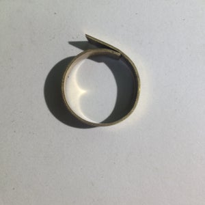 Shape and Solder Ring