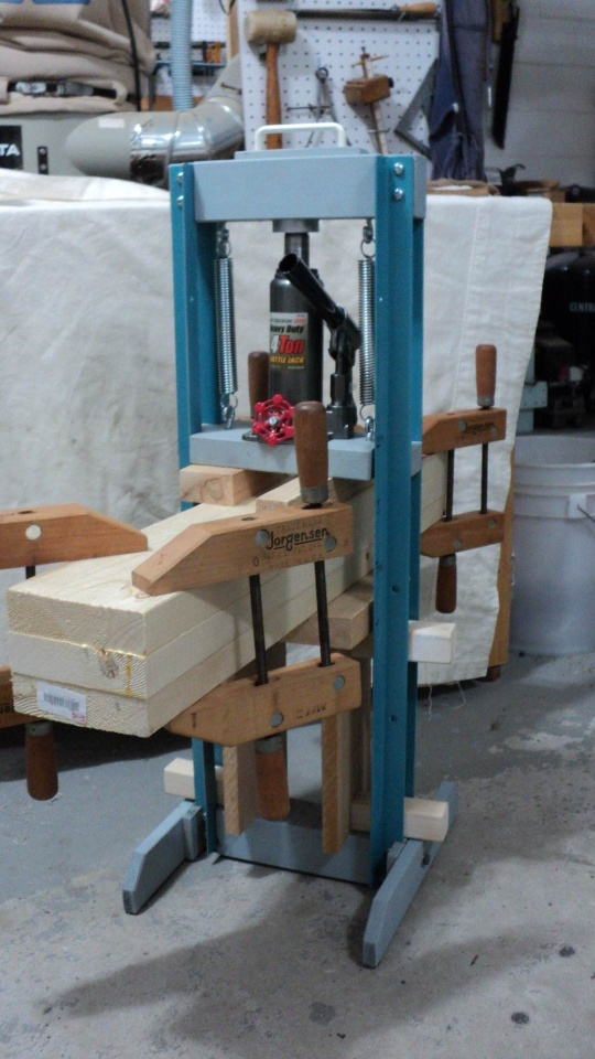 Picture of Economy Hydraulic Shop Press