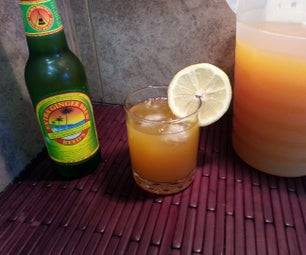 Jamaican Tropical Iced Tea
