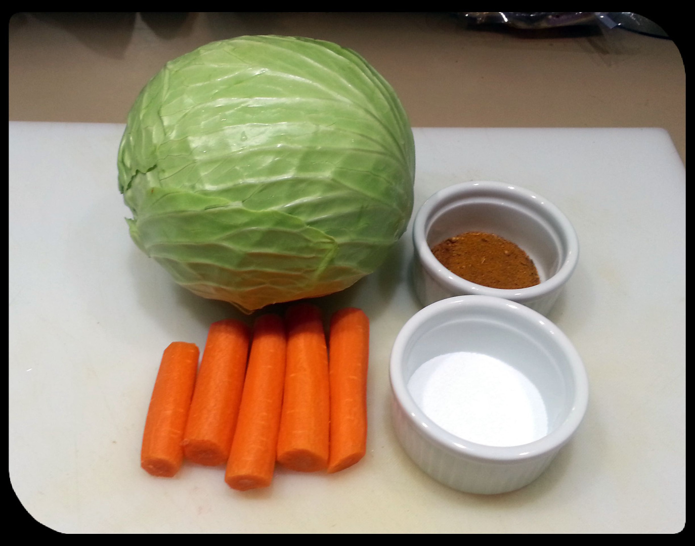 Picture of Curry Kraut