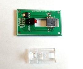 Interfacing an Arduino With a Mouse Sensor (ADNS-3050)