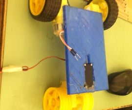 How to Make a Wired Rc Car Using an Arduino