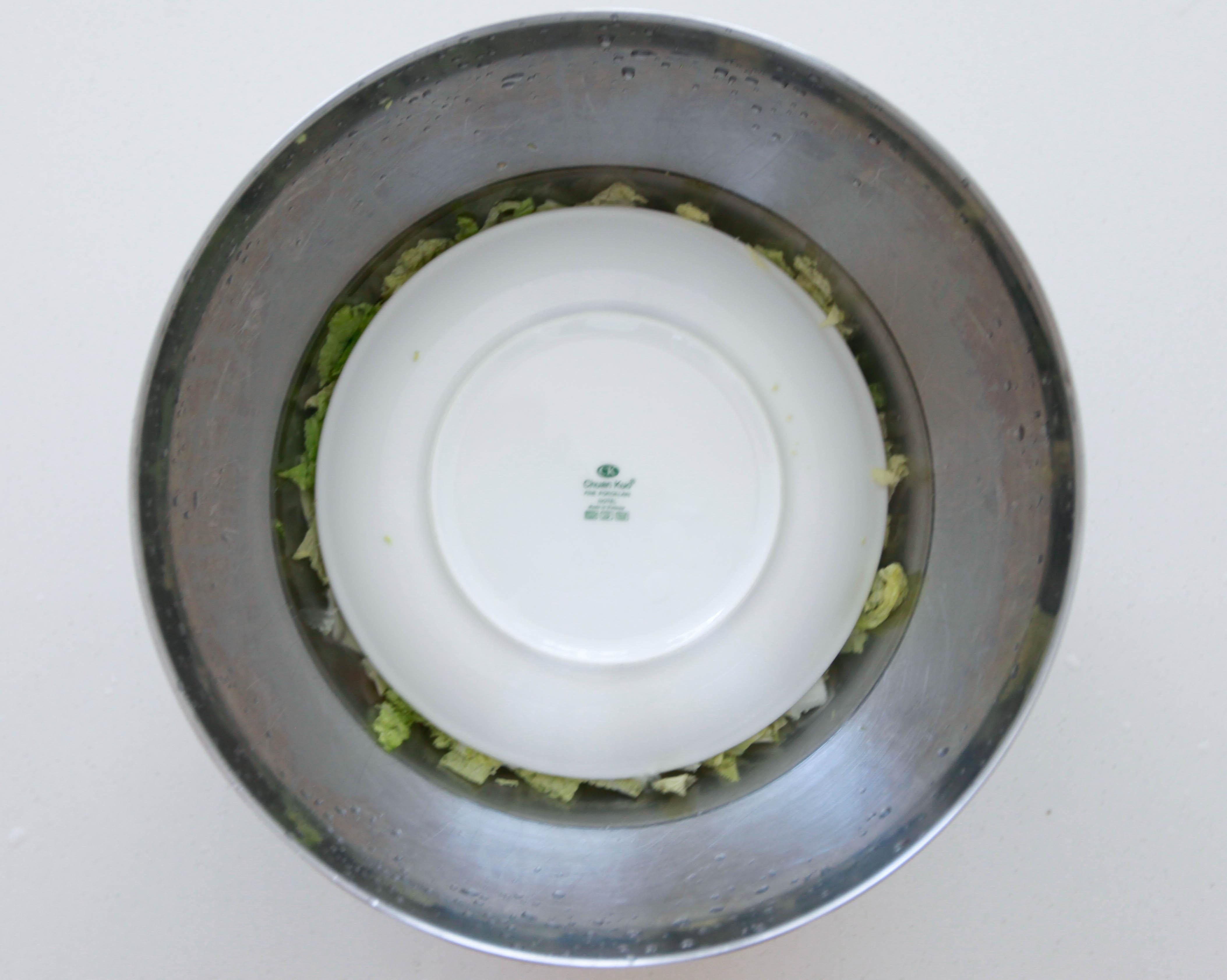 Picture of Prepare the Cabbage & Utensils