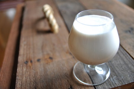 How to Make Vegan Eggnog