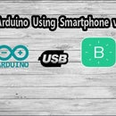 Control Arduino Using Smartphone Via USB With Blynk App