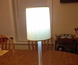 Lamp for a USB LED Light Bulb
