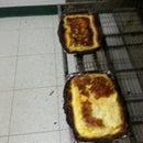 pizza place quiche
