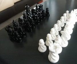 Chess robot friend