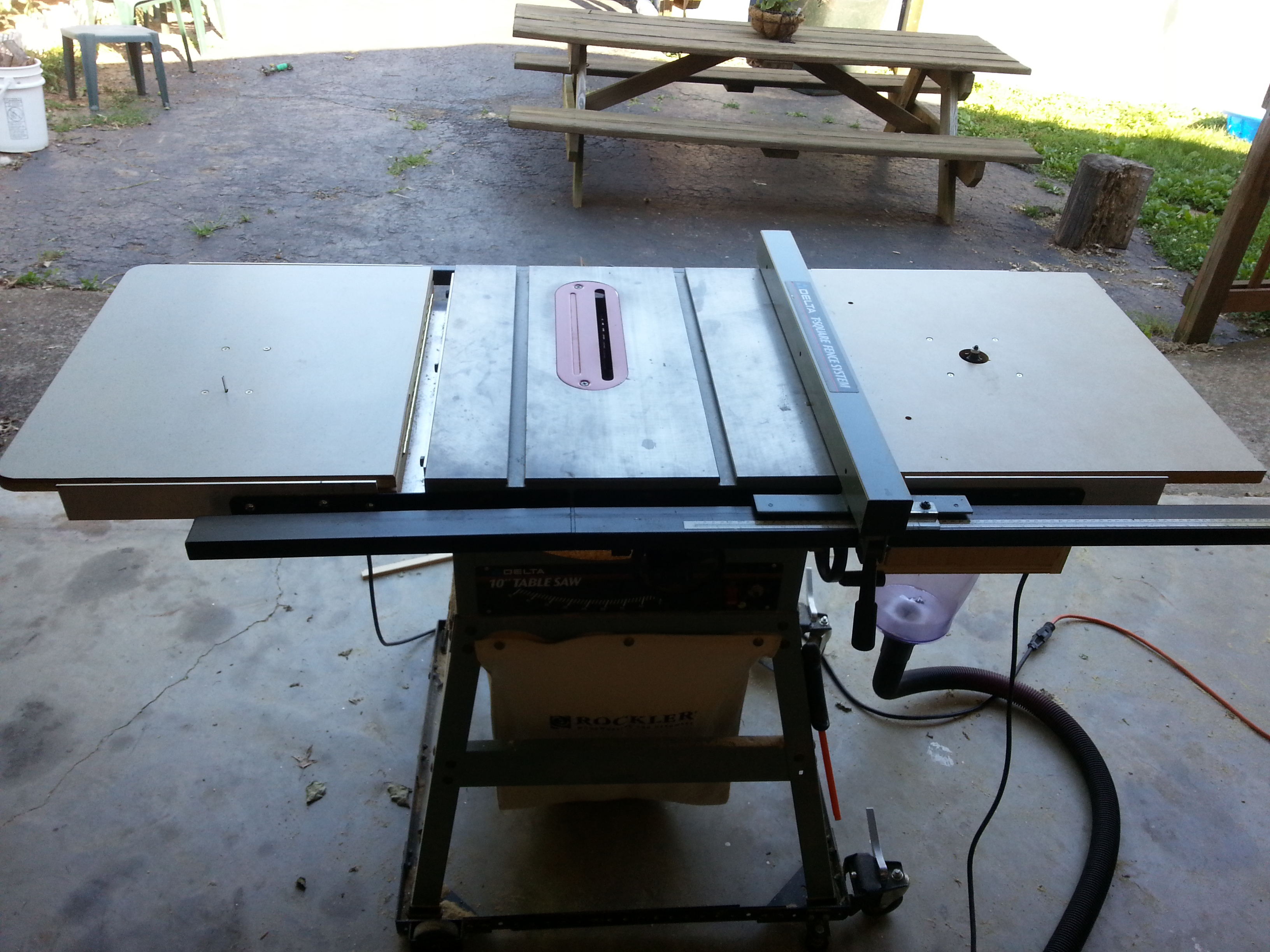 Picture of Add a Jig Saw Table to Your Table Saw