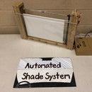 Arduino Uno Automated Sunshade System