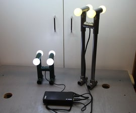 5 Dollar LED Lantern